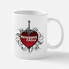 Tribal Heart Mug - Rehvenge and Ehlena