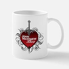 Tribal Heart Mug - John Matthew and Xhex