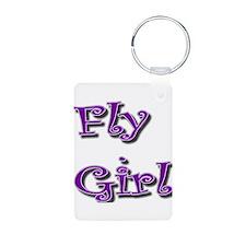 Unique Flight attendant Keychains