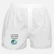 Medical research joke Boxer Shorts