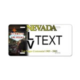 Las vegas License Plates