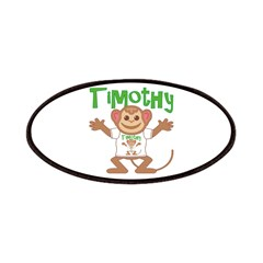 Little Monkey Timothy Patches