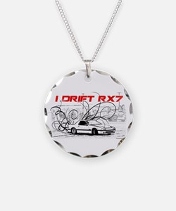 Funny Drifting Necklace