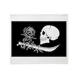 Black_rose Blankets