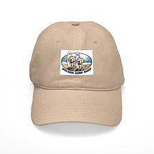 Golden Surf Shop Baseball Cap