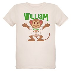 Little Monkey William T-Shirt