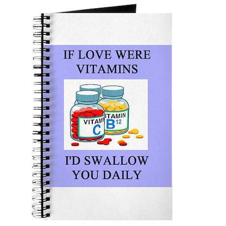vitamin lovers Journal