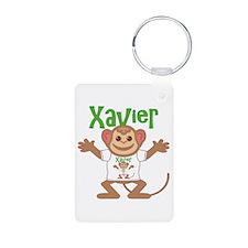 Little Monkey Xavier Keychains