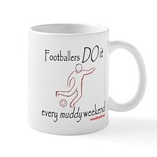 Football Muddy Weekend Mug