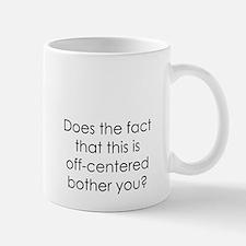 Off Center Small Small Mug