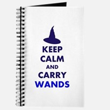 Carry Wands Journal