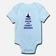 Carry Wands Infant Bodysuit
