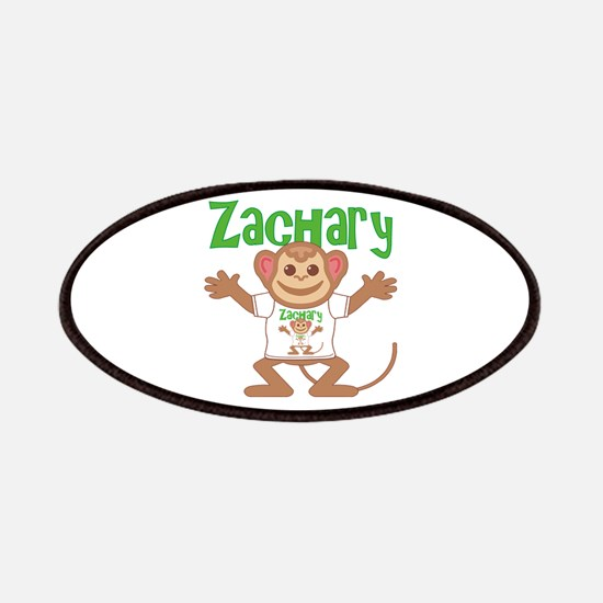 Little Monkey Zachary Patches