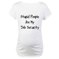 Job Security Shirt