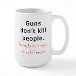 Guns Organs Large Mug