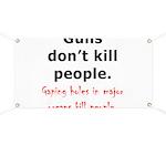 Guns Organs Banner