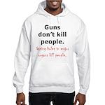 Guns Organs Hooded Sweatshirt