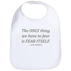 Fear Itself Bib