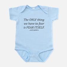 Fear Itself Infant Bodysuit