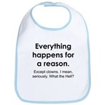Everything Reason Bib