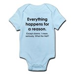 Everything Reason Infant Bodysuit
