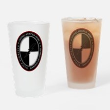 75th Ranger SOCOM Drinking Glass