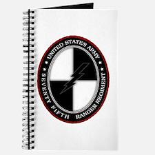 75th Ranger SOCOM Journal