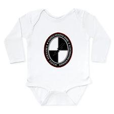 75th Ranger SOCOM Long Sleeve Infant Bodysuit