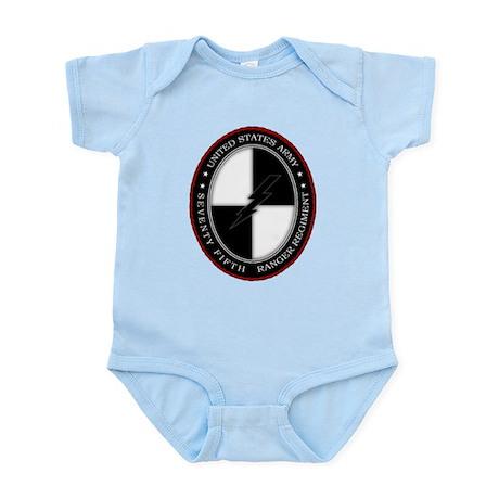 75th Ranger SOCOM Infant Bodysuit