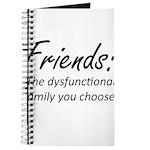 Friends Dysfunction Journal