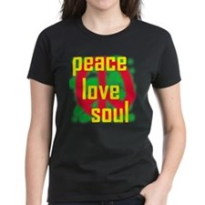 Peace, Love, Soul Tee
