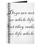 Dog Whole Journal