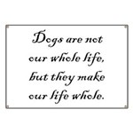 Dog Whole Banner