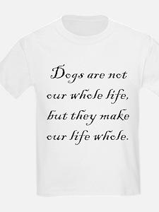 Dog Whole T-Shirt