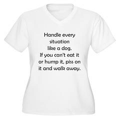 Dog Situation T-Shirt