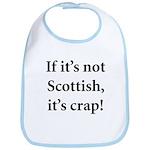 Scottish Crap Bib
