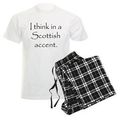 Scottish Accent Pajamas