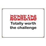 Redheads Banner