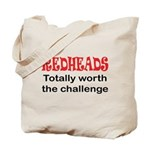 Redheads Tote Bag