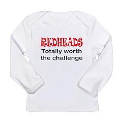 Redheads Long Sleeve Infant T-Shirt