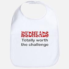 Redheads Bib