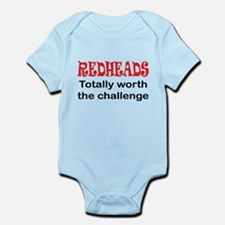 Redheads Infant Bodysuit