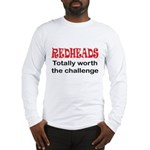Redheads Long Sleeve T-Shirt