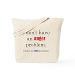 Idiot Problem Tote Bag