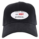 Idiot Problem Black Cap