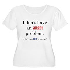 Idiot Problem T-Shirt