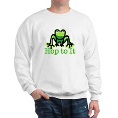 Hop To It Sweatshirt