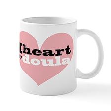 I Heart My Doula Mug