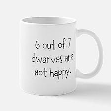 Happy Dwarves Mug