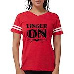 Censored Organic Toddler T-Shirt (dark)
